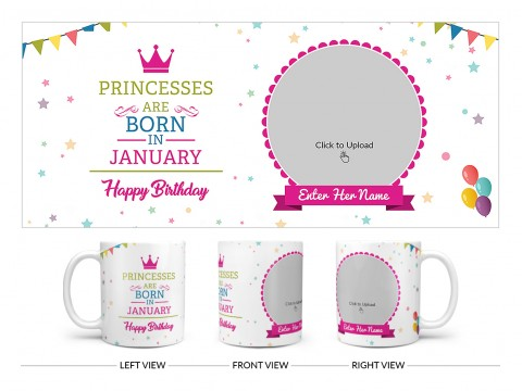 Princesses Are Born In