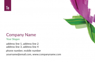 Abstract Address Labels Design
