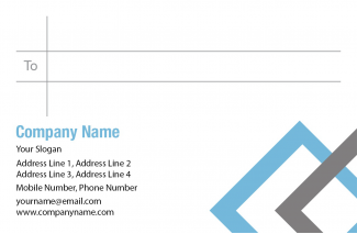 Accountant Address Label