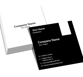 Advocate Square Business Card