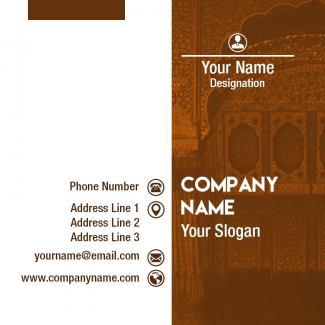 Jewellery Square Business Card