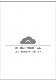 Letterhead Upload