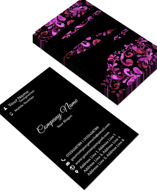 Designer  Vertical Business Card