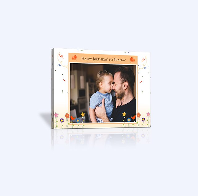 Photo Canvas Frames