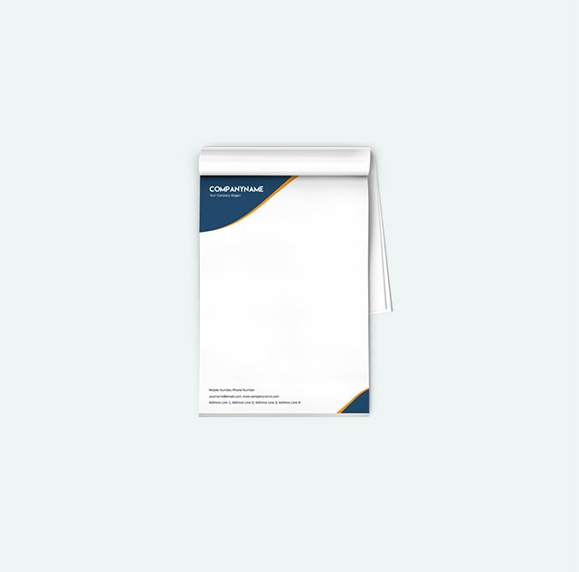 Notepads Online Printing