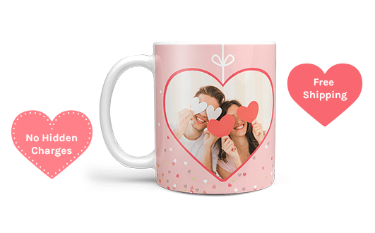 Custom Photo Mugs Printing Online
