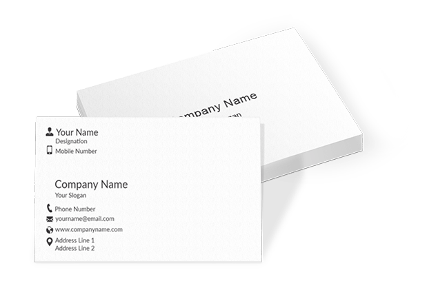 Two Side Business Cards Printing Online